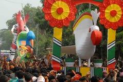 Celebración bengalí del Año Nuevo Imagenes de archivo