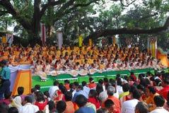 Celebración bengalí del Año Nuevo Imagen de archivo