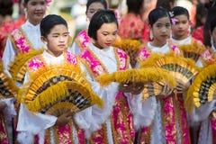 Celebración china del Año Nuevo Foto de archivo libre de regalías