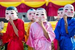 Celebración china del Año Nuevo Imagen de archivo
