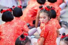 Celebración china del Año Nuevo Fotografía de archivo