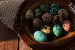 celebración Día de fiesta de Pascua Aún lifes coloridos Imágenes de archivo libres de regalías