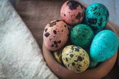celebración Día de fiesta de Pascua Aún lifes coloridos Foto de archivo