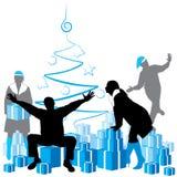 Celebración de días festivos libre illustration