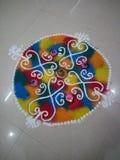 Celebración de Diwali Foto de archivo libre de regalías