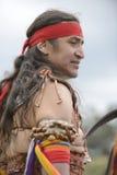 Celebración de Inti Raymi Imagen de archivo