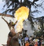 Celebración de Kwanzaa Imagen de archivo