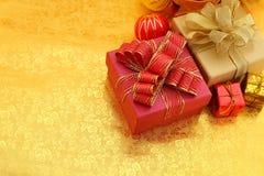 Celebración de la Feliz Año Nuevo Fotografía de archivo libre de regalías