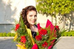 Celebración de las flores de la belleza Foto de archivo libre de regalías