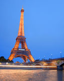 Celebración de París Imágenes de archivo libres de regalías