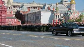 Celebración de Victory Day metrajes