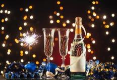 Celebración del Año Nuevo Fotografía de archivo