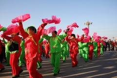 Celebración del festival de linterna Imagen de archivo