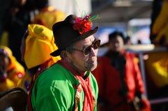 Celebración del festival de linterna Foto de archivo