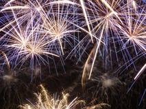 Celebración del partido Foto de archivo libre de regalías