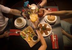 Celebración del sushi Imagenes de archivo