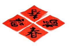 Celebración lunar china del Año Nuevo Imagen de archivo libre de regalías