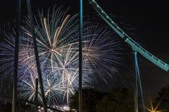 Celebración del parque Fotografía de archivo