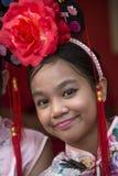Celebraciones chinas del Año Nuevo - Bangkok - Tailandia Foto de archivo libre de regalías