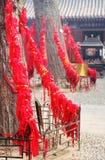 Celebraciones chinas del Año Nuevo en Qingdao, China. Fotografía de archivo