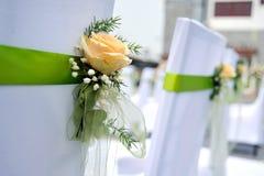 Celebraciones de la boda Imagen de archivo libre de regalías