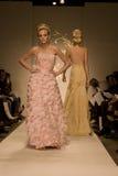 Celebraciones de la semana de la moda en todo el mundo Fotografía de archivo libre de regalías