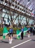 Celebraciones 2015 del día de St Patrick Imagenes de archivo