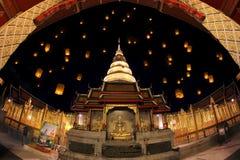 Celebraciones del templo Imagenes de archivo