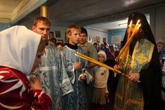 Celebraciones ortodoxas Fotografía de archivo