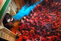 Celebração de Holi Imagens de Stock Royalty Free