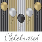 Celebrate! Royalty Free Stock Photos
