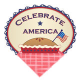 Celebrate America Royalty Free Stock Photo