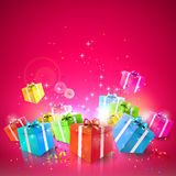 Celebrate background Stock Images