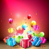 Celebrate background Stock Photos
