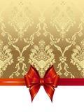 Celebrate bow background. Stock Photo