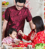 Celebrate Chinese New Year Royalty Free Stock Images