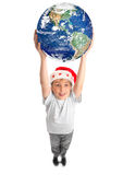 Celebrate Christmas around the World Royalty Free Stock Photos