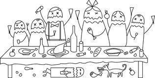 Celebrate Stock Image