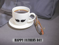 Celebrate Father's Day Royalty Free Stock Images