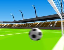 Celebrate Goal Stock Images