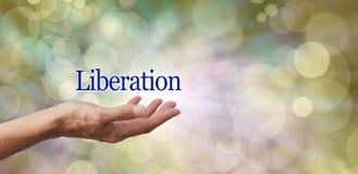 Celebrate Liberation Stock Photography