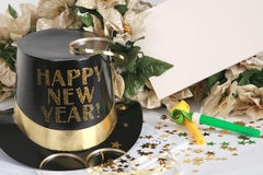Celebrate the New Year Stock Photos