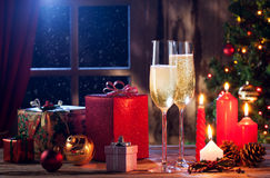 Celebrate and new year royalty free stock photos