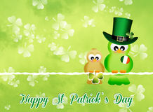 Celebrate St. Patrick's Day Stock Photography