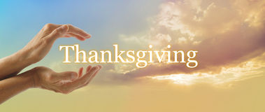 Celebrate Thanksgiving Royalty Free Stock Images