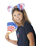 Celebrate the USA Royalty Free Stock Photography