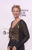 Celebrated British Actress Janet McTeer at the 2017 Tribeca Film Premiere of `The Exception` Royalty Free Stock Photos