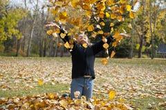 Celebrating Autumn Royalty Free Stock Image