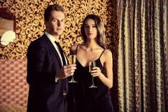 Celebrating Royalty Free Stock Photography