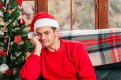Celebrating Christmas. Stock Photography